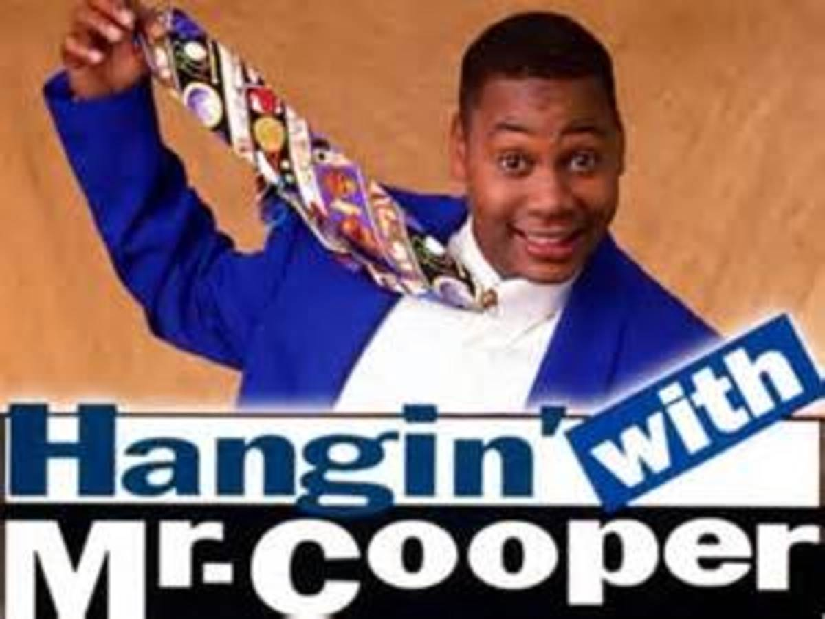 En Vogue sang the chorus to the theme song of the 1st season of Hangin' with Mr. Cooper.