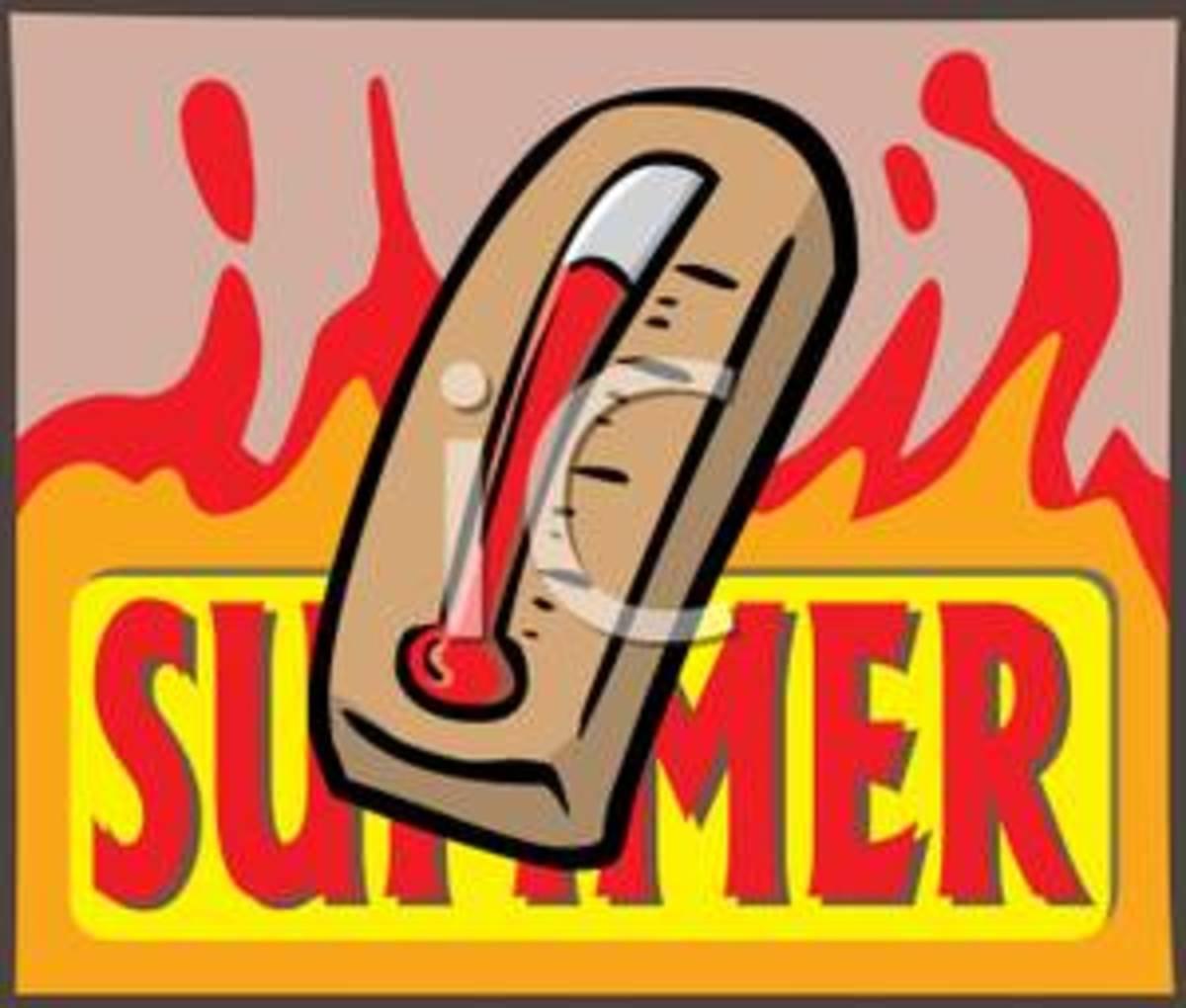 The Hot Summer
