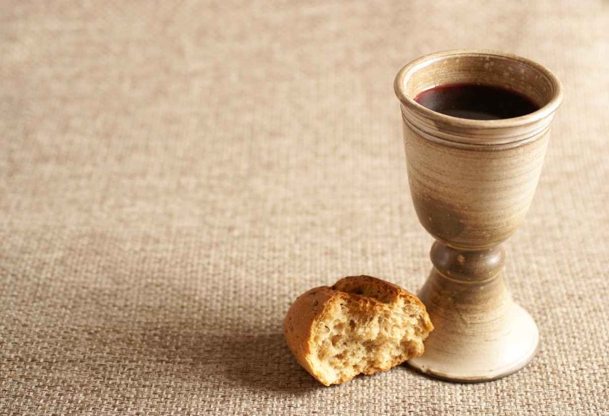 Communion - Breaking Bread And Drinking Wine, What It Really Means.
