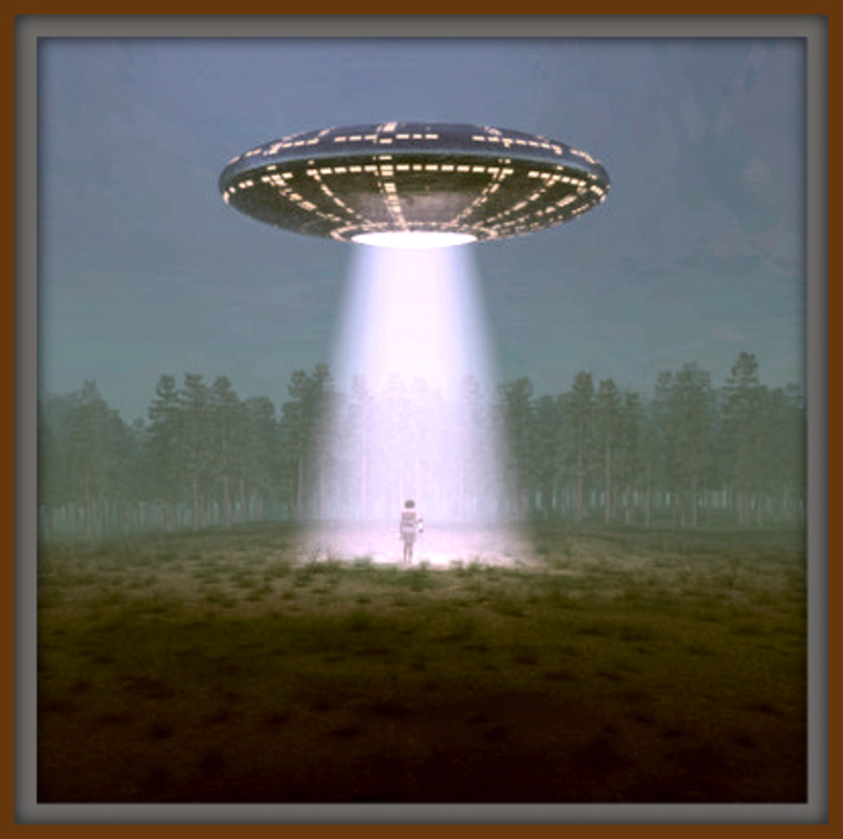 It was on 2nd February 1957, while visiting Bogota, Columbia, William Lear the manufacturer of jet aircraft and electronic equipment, told a news conference that the flying saucers are real.