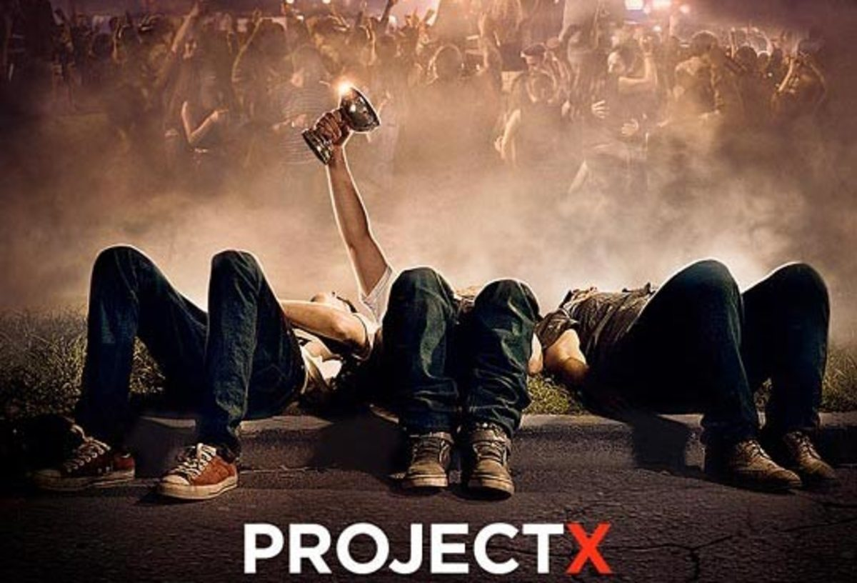 "7 Movies Like ""Project X"""