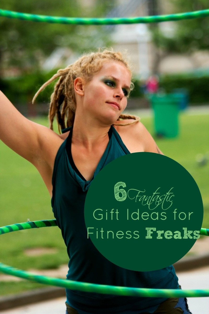 Hula Hoops make fantastic gifts for the Fitness buff in your life!
