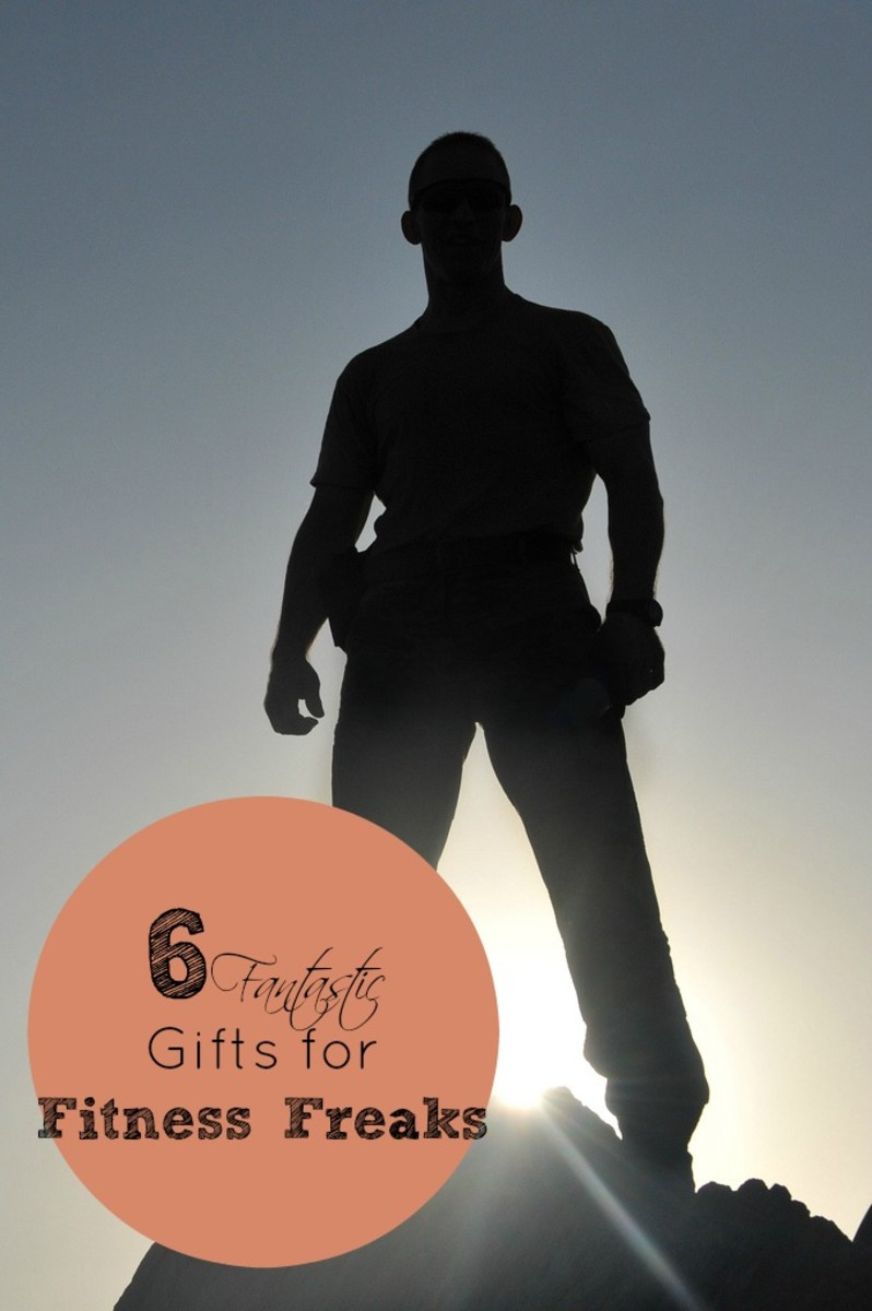 6 Fantastic Gifts for Fitness Freaks