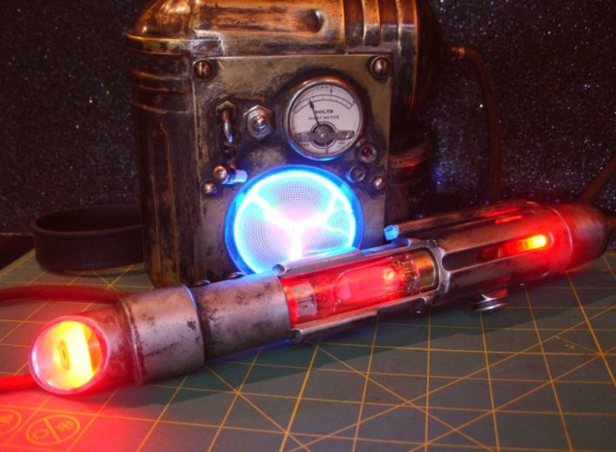 A Proto-Saber with Battery