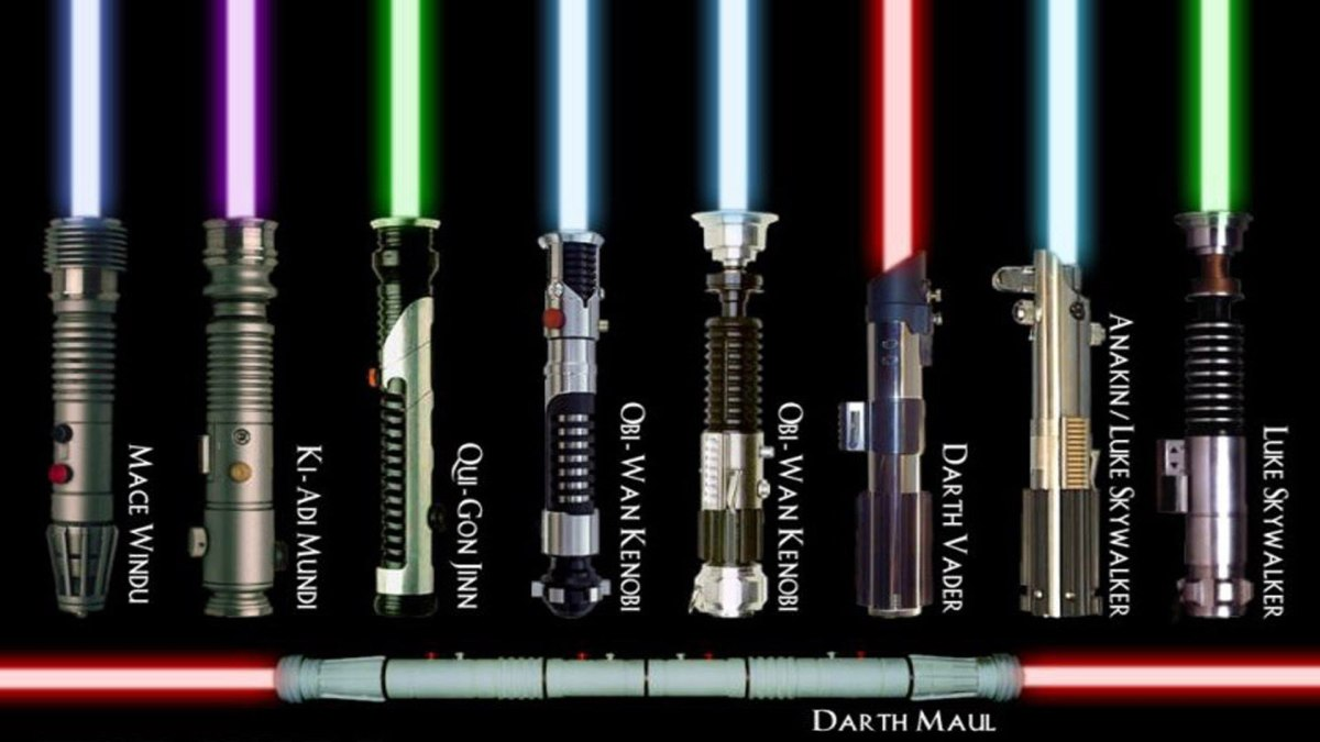 Top Lightsaber Facts: Stuff You Didn't Know About Lightsabers!