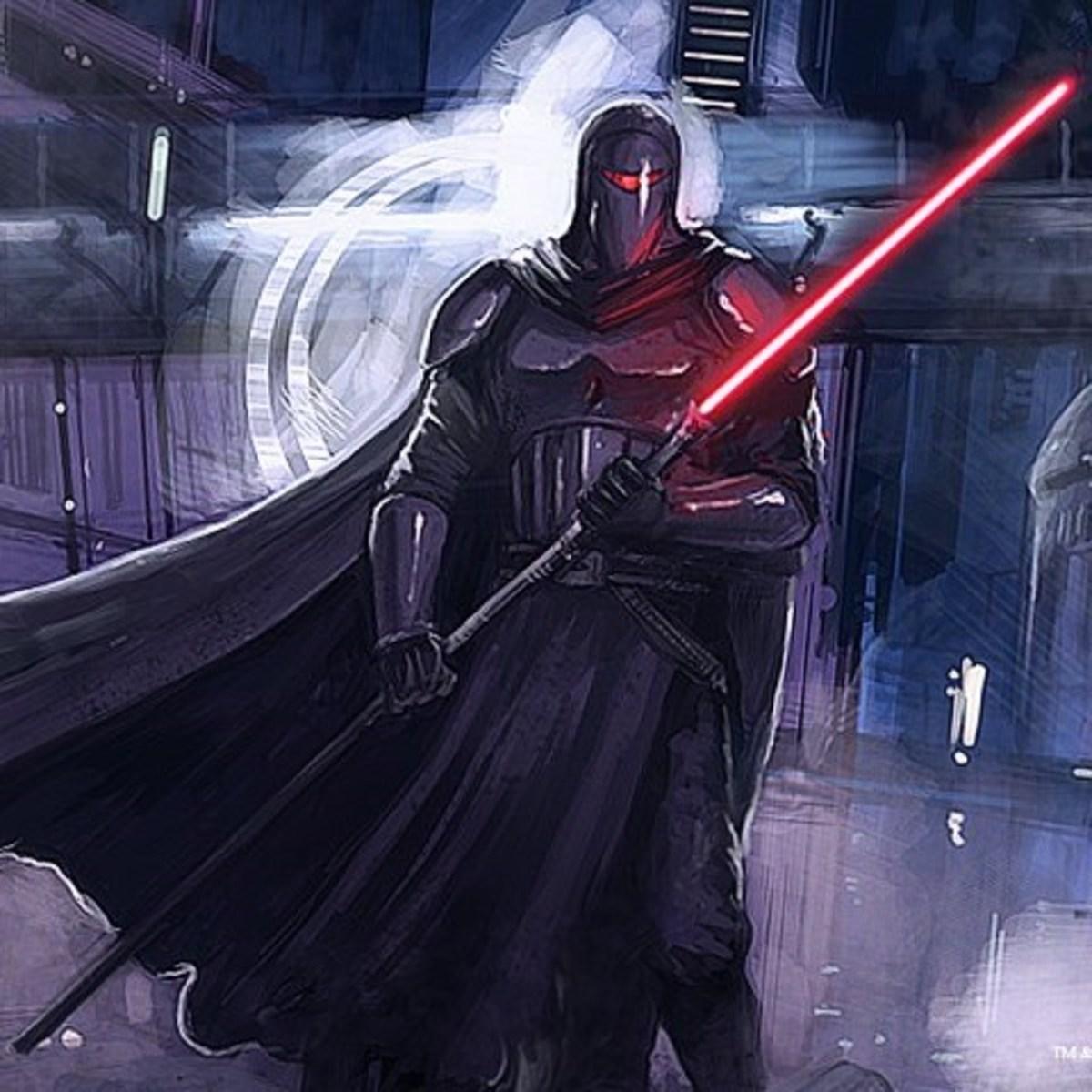 Shadow Guard with Lightpike
