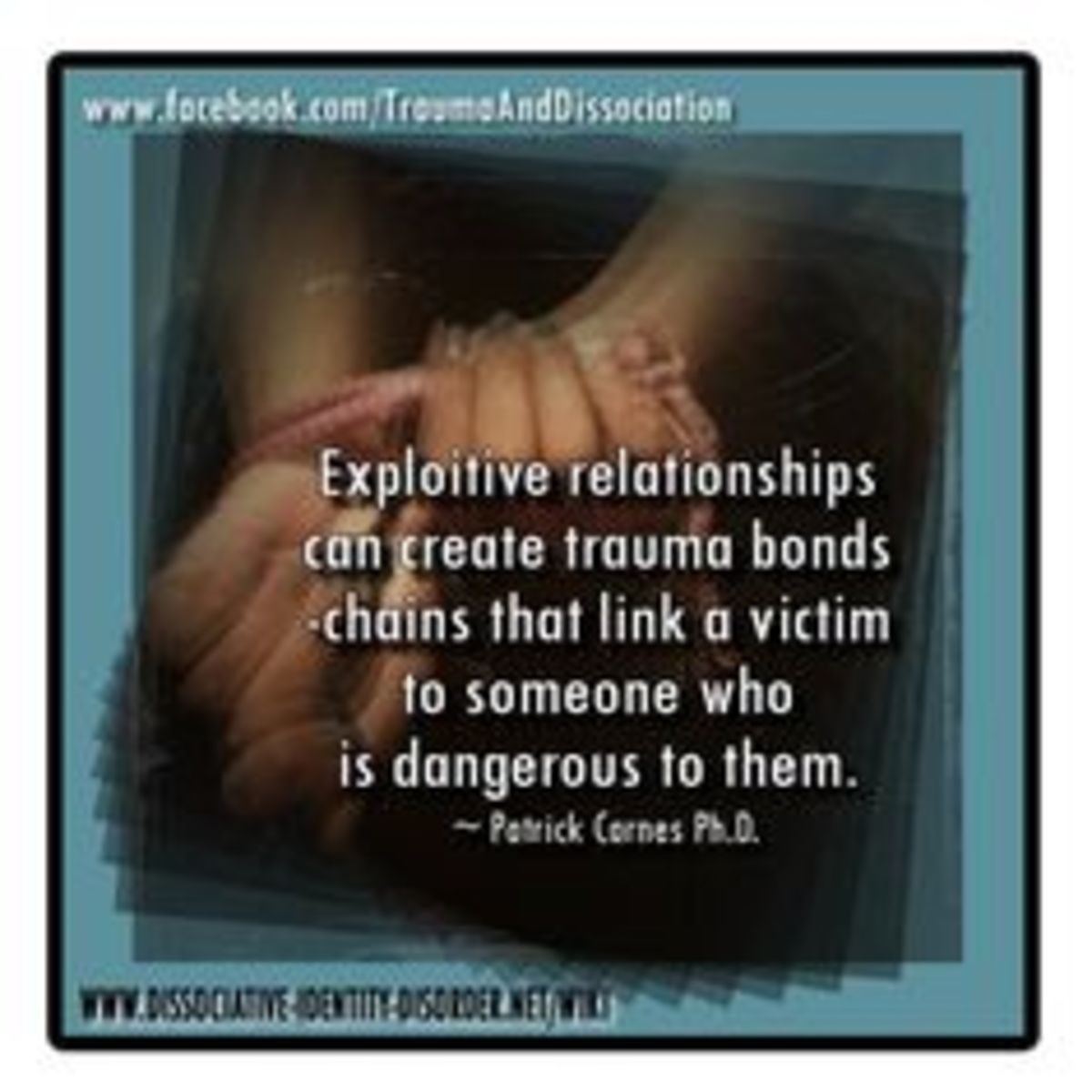 Exploitive relationships