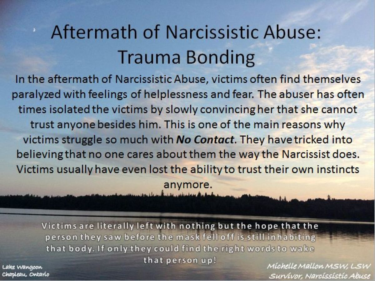 Trauma Bonding: The Unseen Pull of Your Abuser