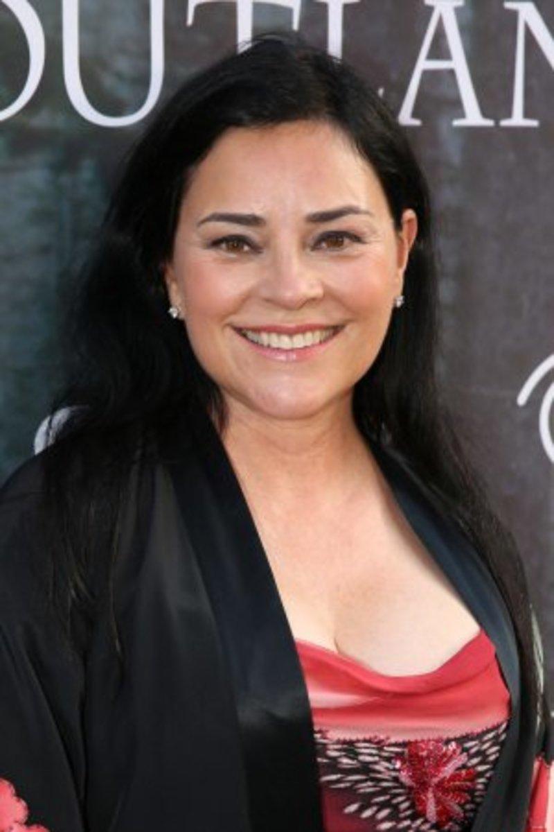 Diana Gabaldon, author of the Outlander series of novels.