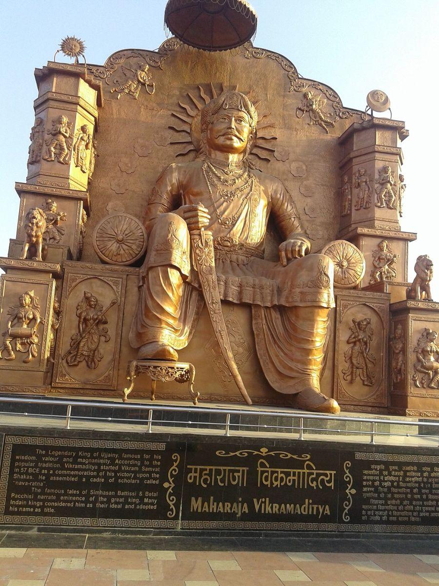 an-introduction-to-emperor-vikramaditiya-and-the-bhavisa-puran