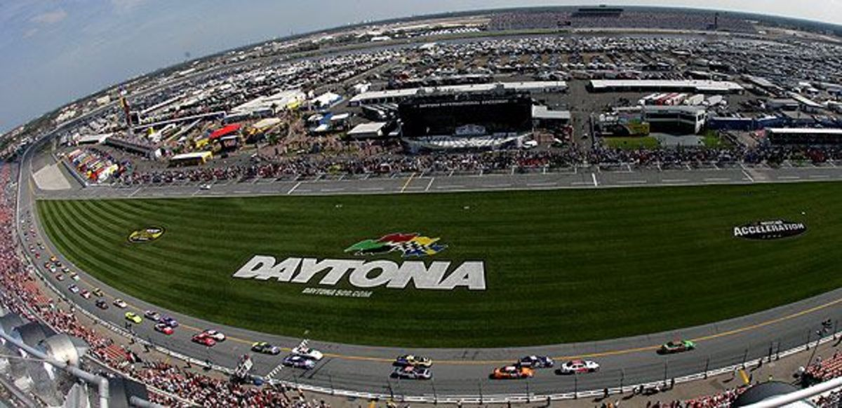 The History of the Daytona International Speedway
