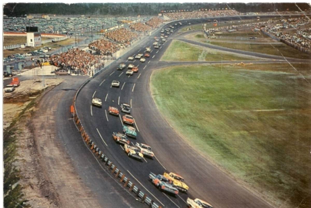 The Start of the 1959 Daytona 500