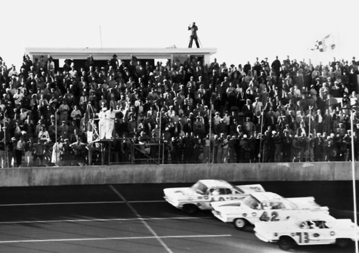 The Exciting Finish of the 1959 Daytona 500