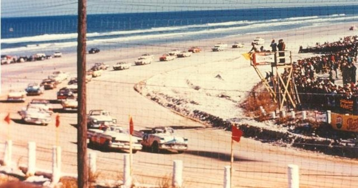 The Daytona Beach Road Course