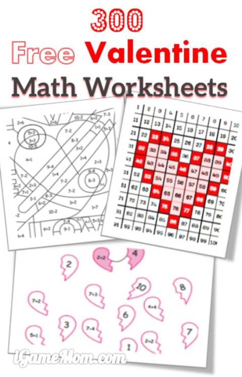 free valentine printable games for kids hubpages. Black Bedroom Furniture Sets. Home Design Ideas