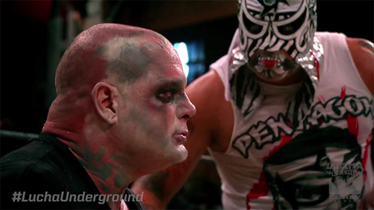 201 Non WWE Matches to See Before You Die #7: Vampiro vs. Pentagon Jr.