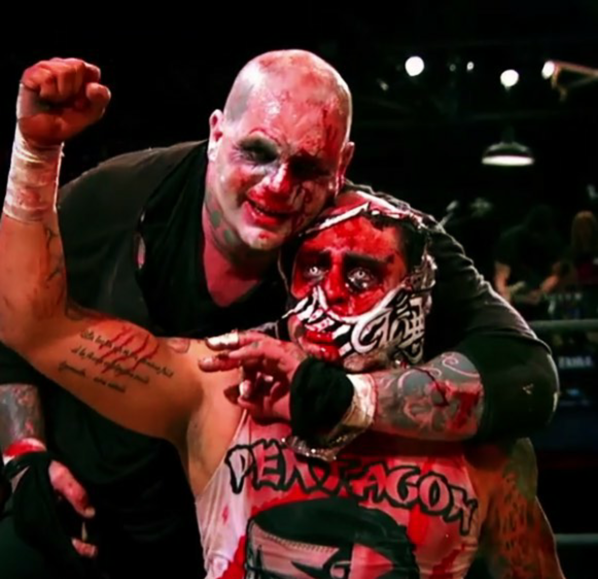 ... Matches to See Before You Die #7: Vampiro vs. Pentagon Jr. | hubpages
