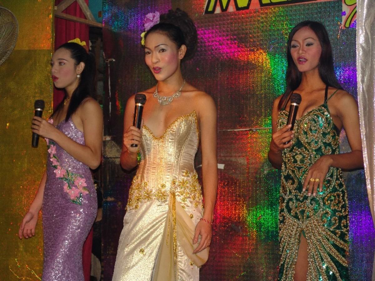 The Kathoy's of Thailand