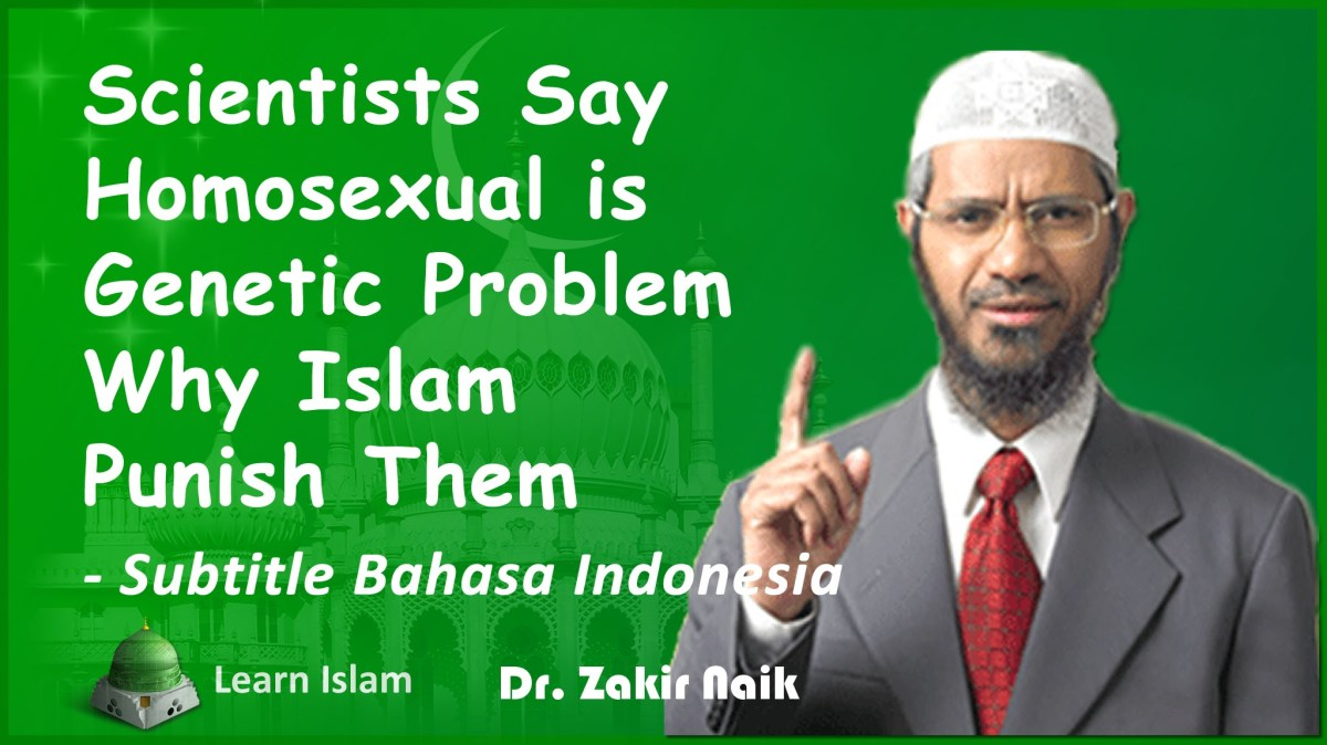 Islamic Position on Homosexoalty
