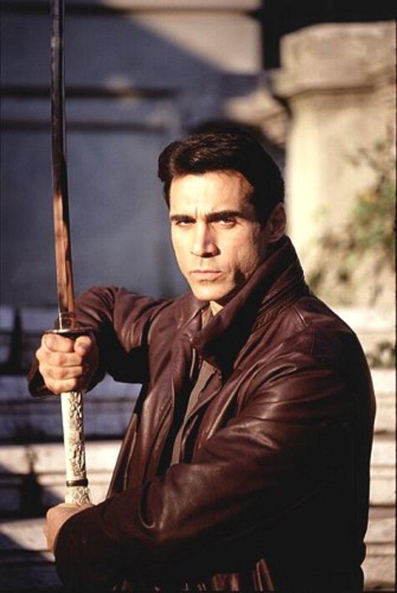 Adrian Paul as Duncan MacLeod