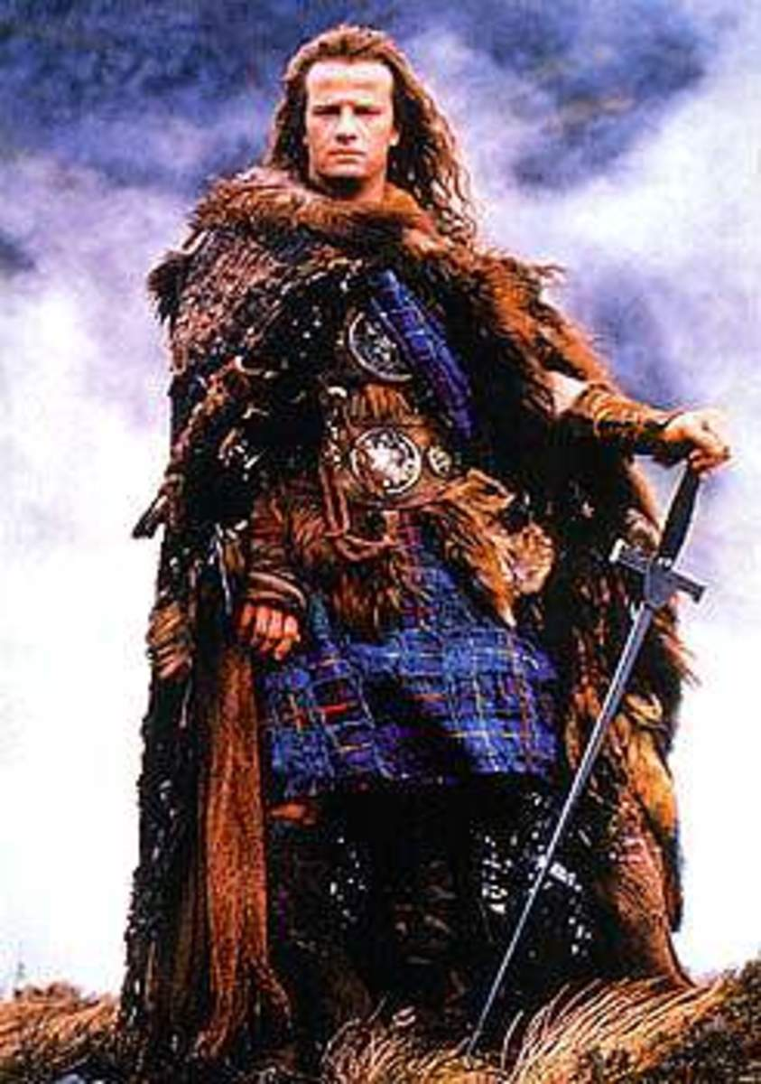 Christopher Lambert as Connor MacLeod
