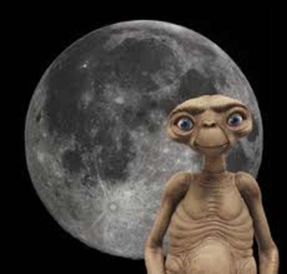 If the moon is home to an alien race than why have they not yet made major contact.