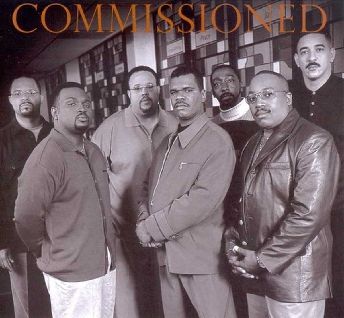 Commissioned ... a Mighty Band, a Mighty Groove