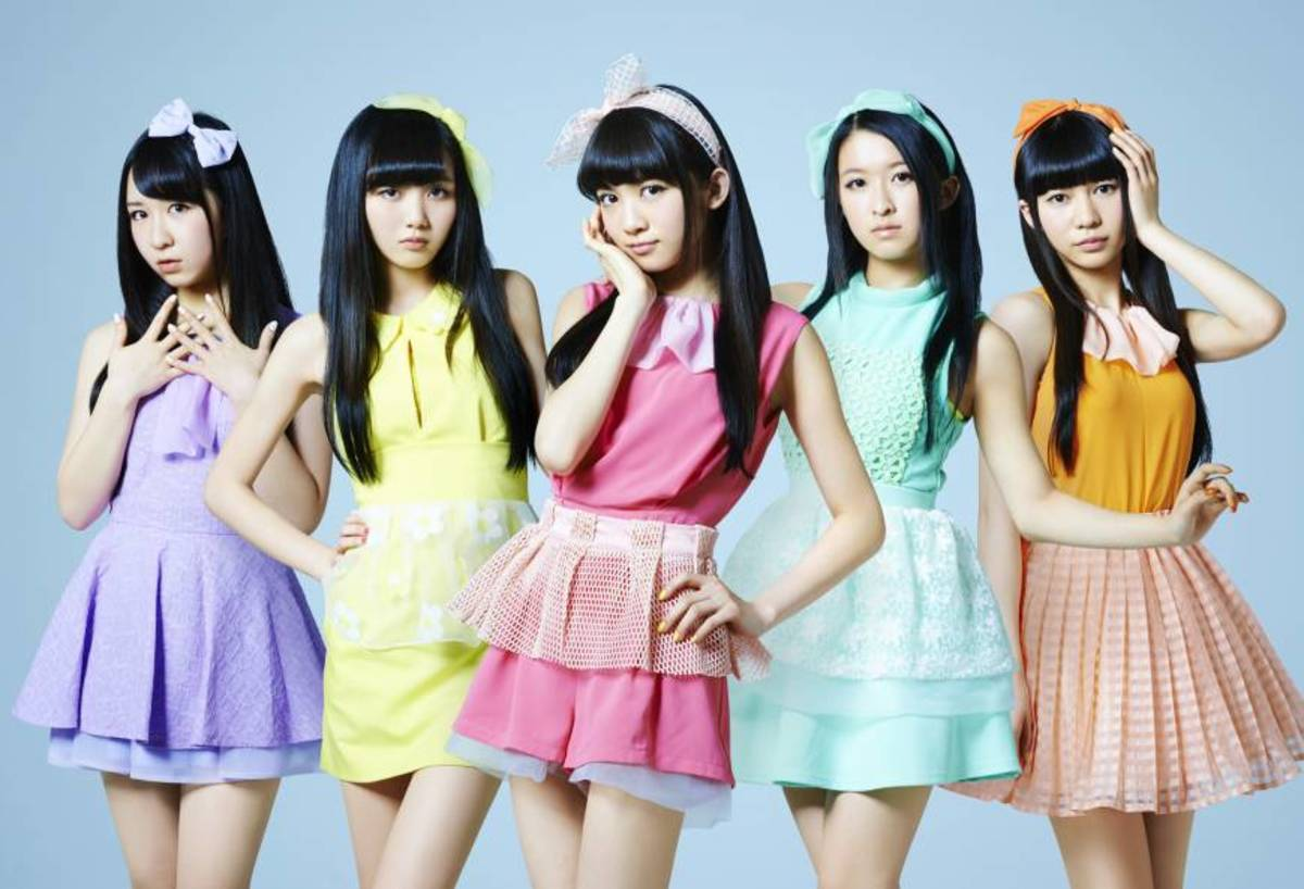 Tokyo Girls' Style, A Pop Music Group That is Popular in France!