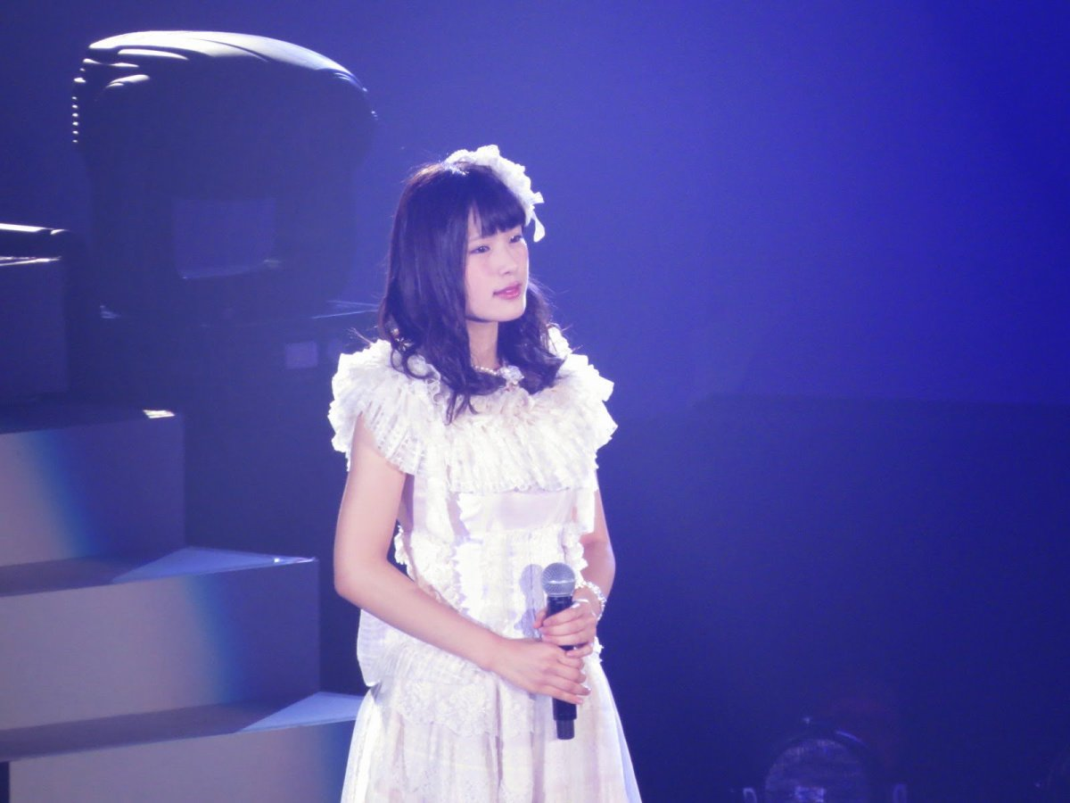 Nagisa Shibuya performing on stage.