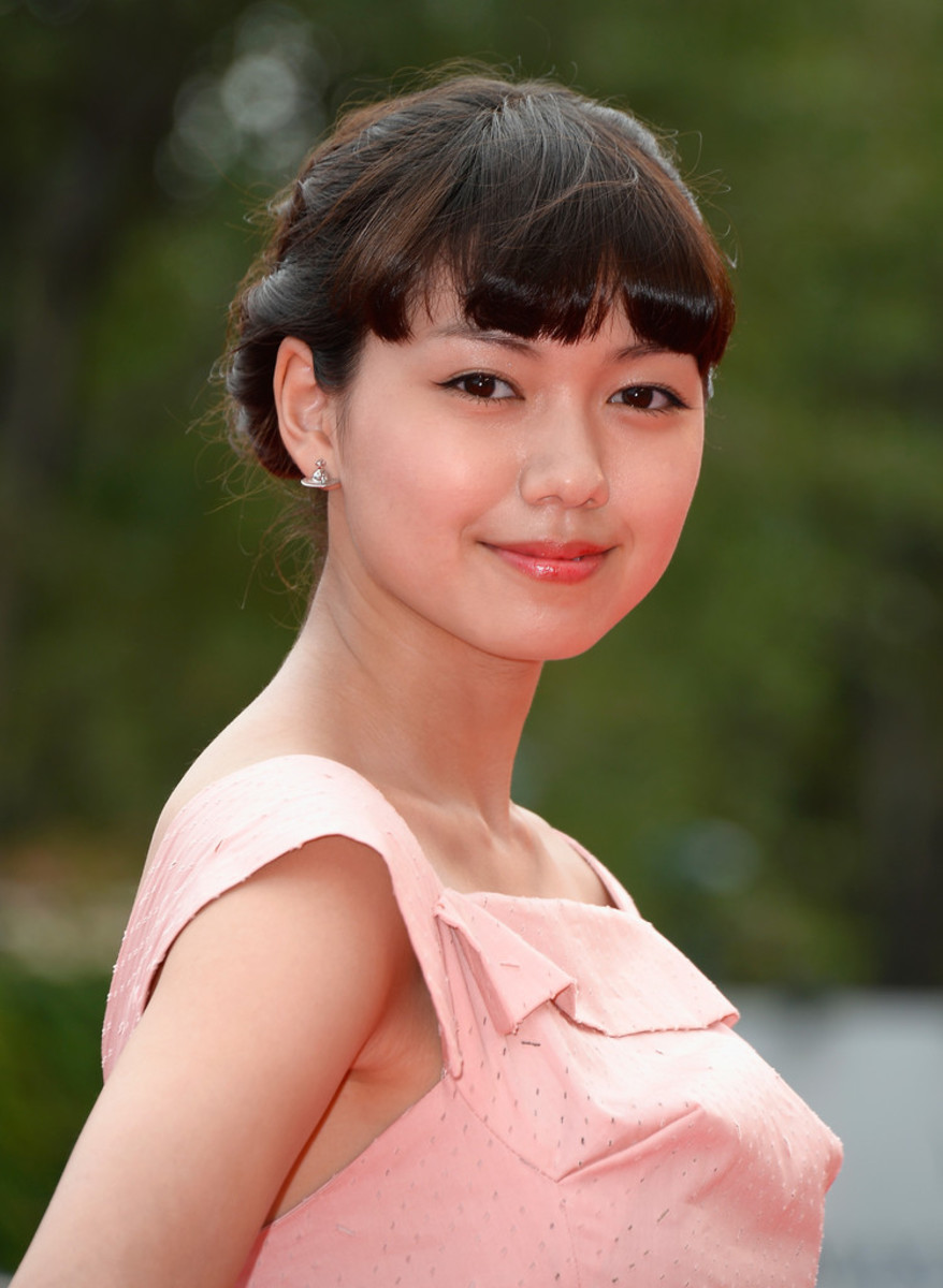 Fumi Nikaido is at the 70th International Film Festival for the premiere of Why Don't You Play in Hell.