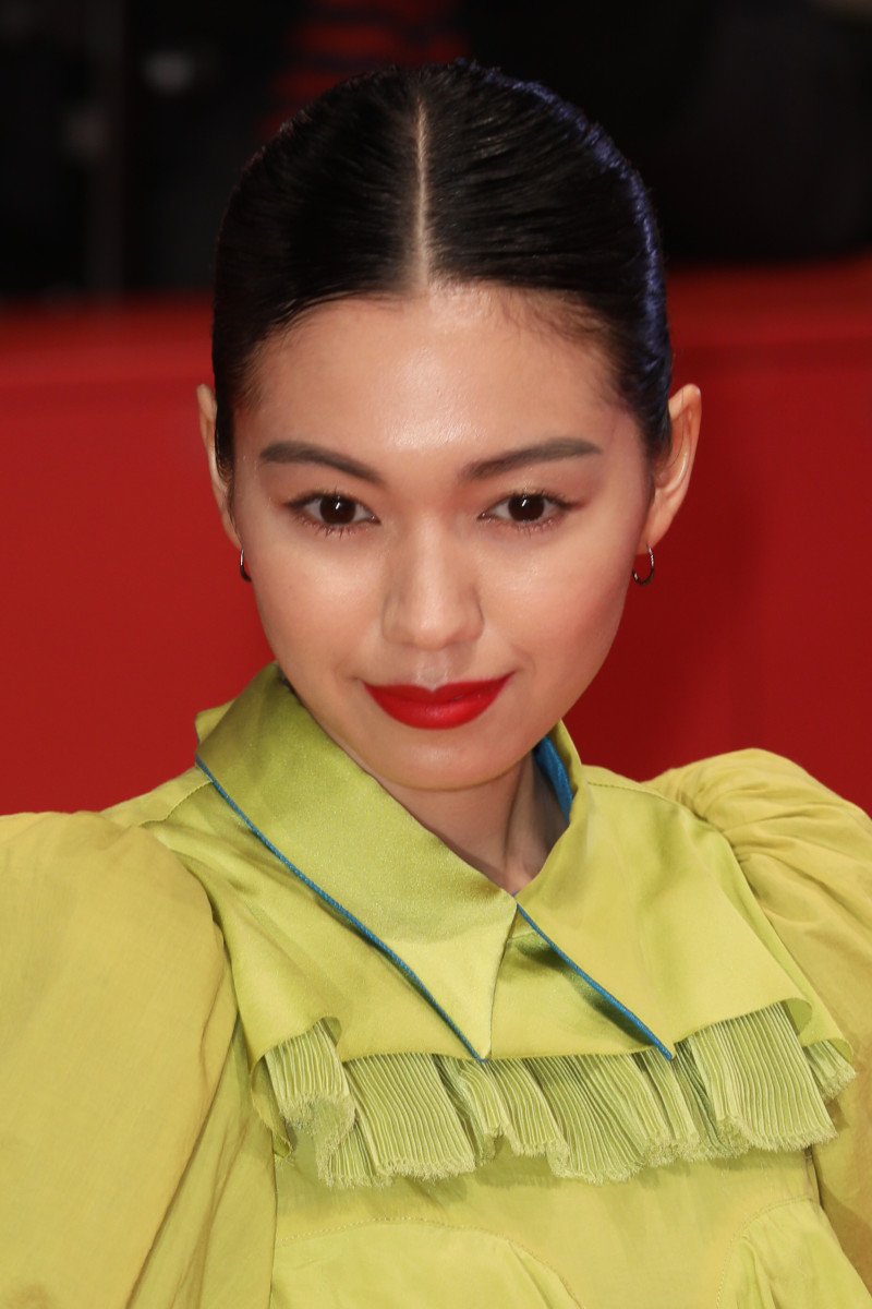 Fumi Nikaido seen here at the opening ceremony for the event Berlinale 2018.