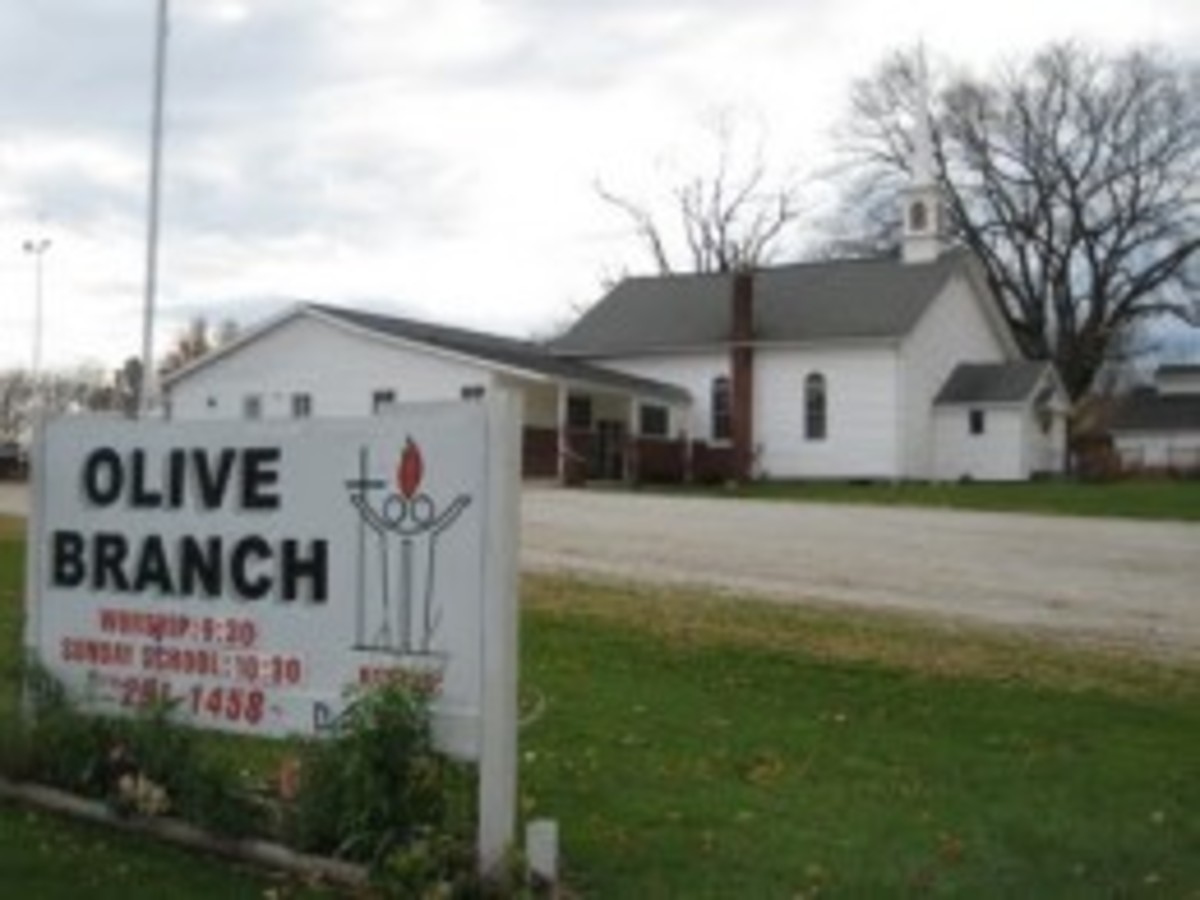 Olive Branch Church of the United Brethren