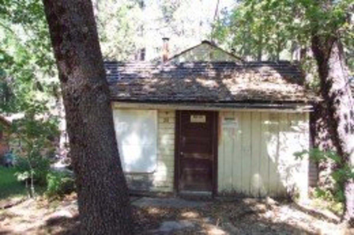 Cabin 28 at Kiddie Resort