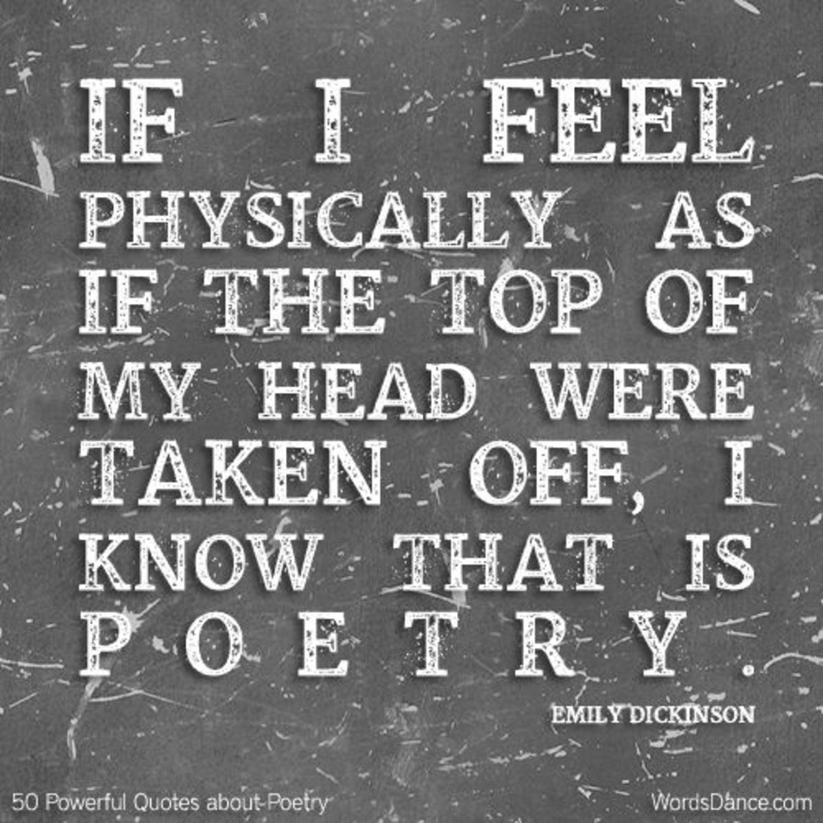 Poetry Interpretation and Misinterpretation
