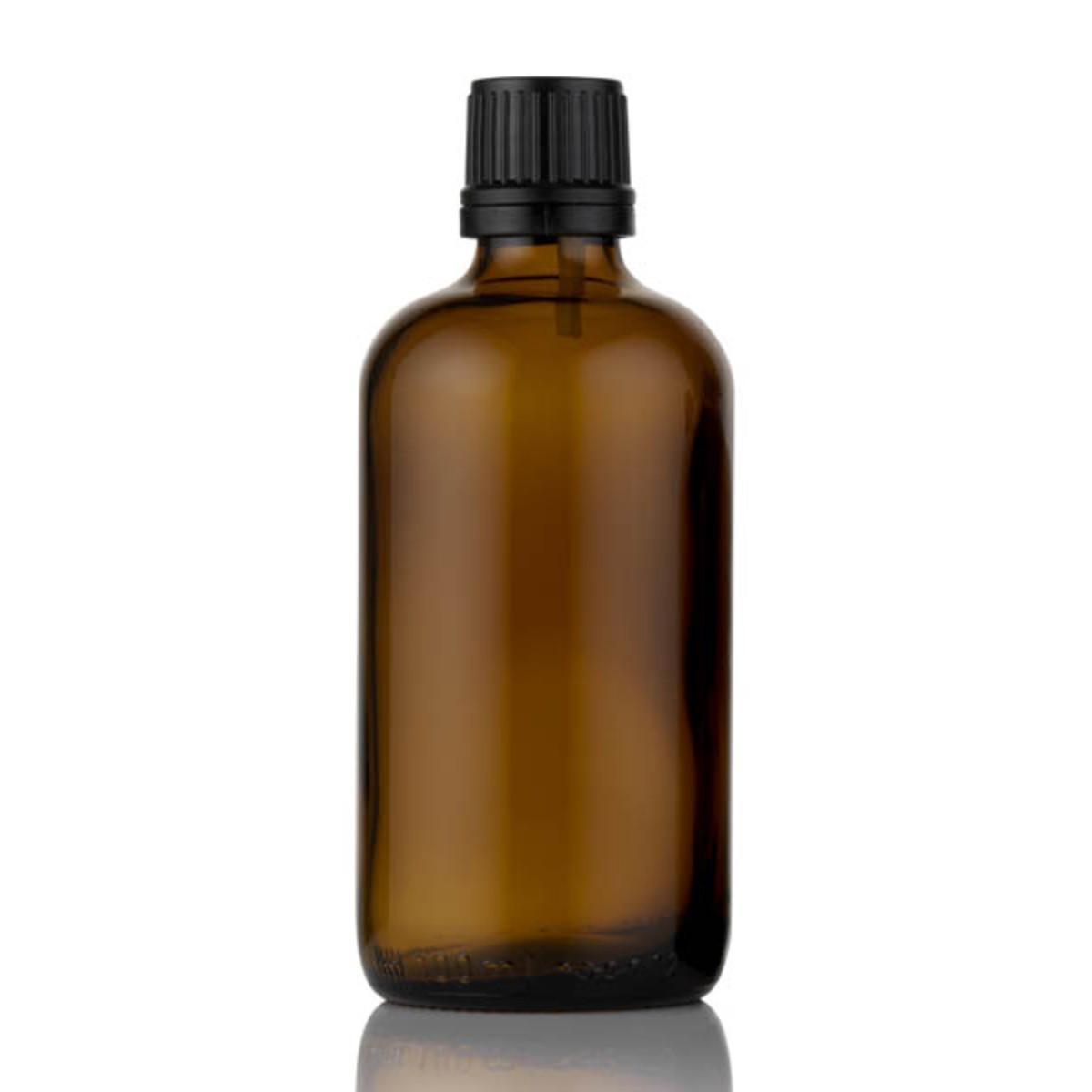 Amber Bottle for storing Essential Oils