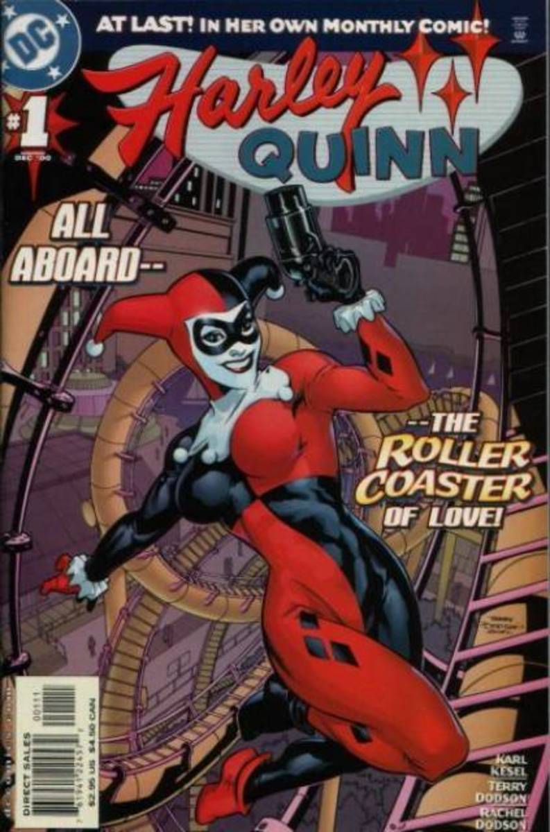 Classic Harley Quinn Issue #1