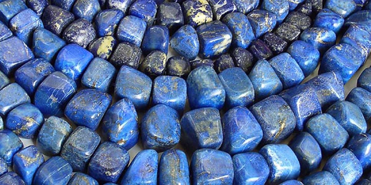 Lapis Lazuli in raw stone form