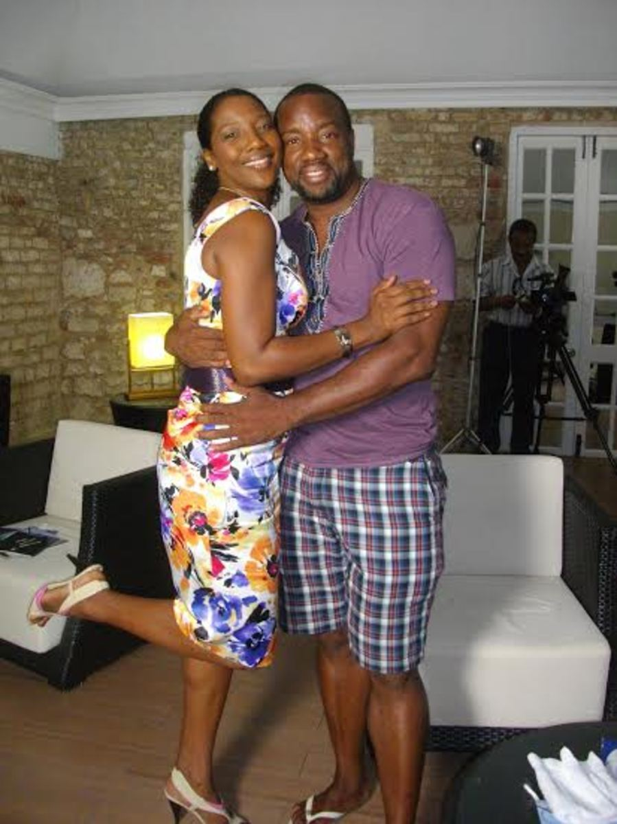 Belle interviewed Televison and Film Actor Malik Yoba from EMPIRE, ALPHAS, and NEW YORK UNDERCOVER.