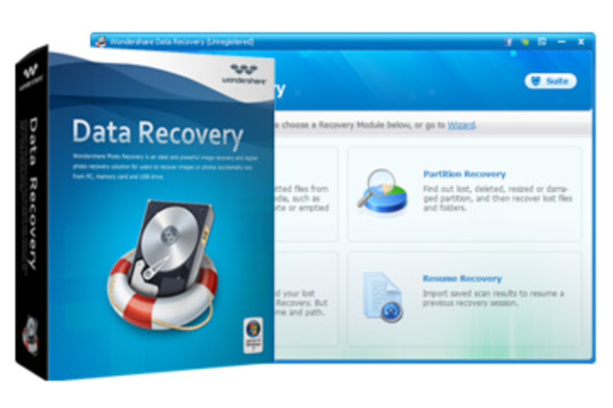 The USB Data Recovery Software