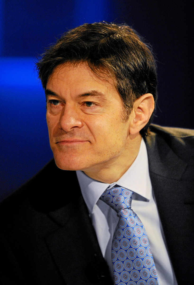 Dr. Mehmet Oz.