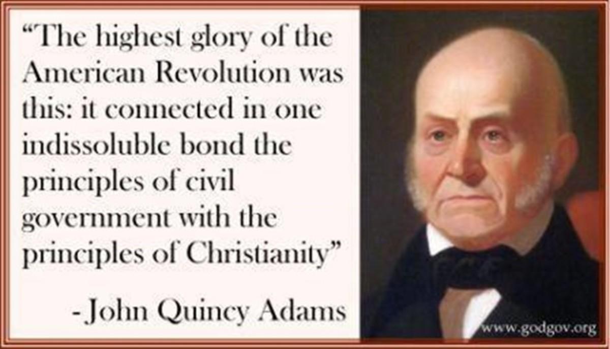 God and America!!