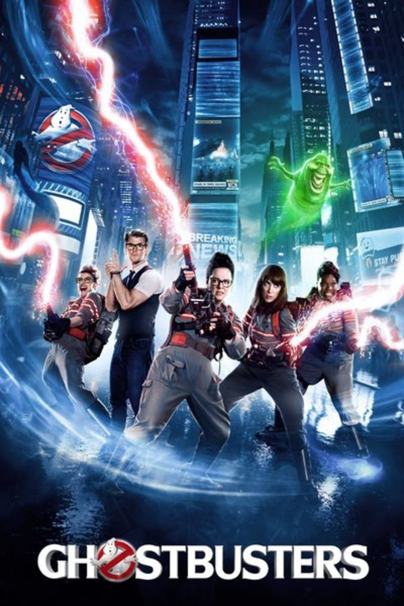 The Ghostbusters Are Back in Town, and They're Still the Ones You're Gonna Call!
