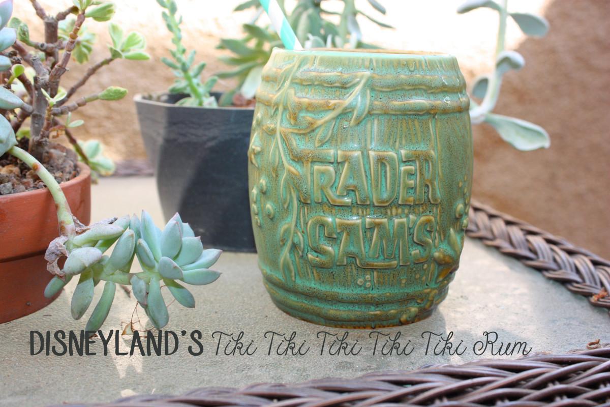 Disneyland's Tiki Tiki Tiki Tiki Tiki Rum