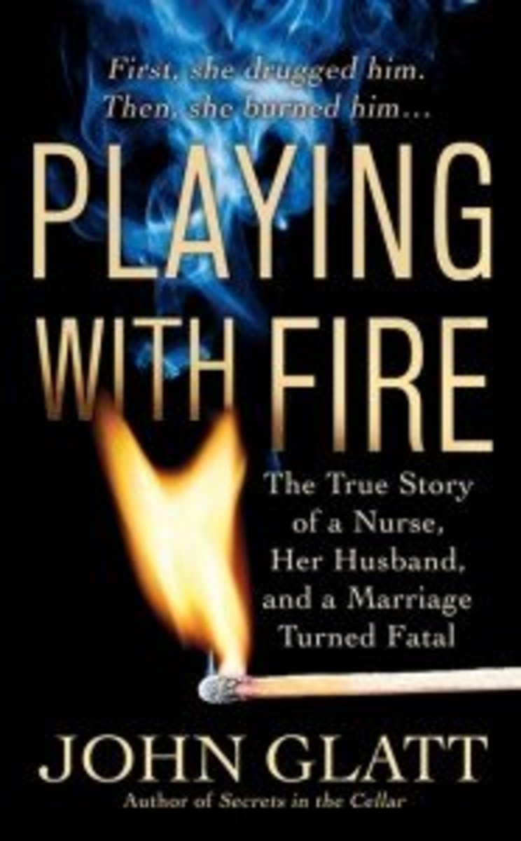 Playing with Fire by John Glatt