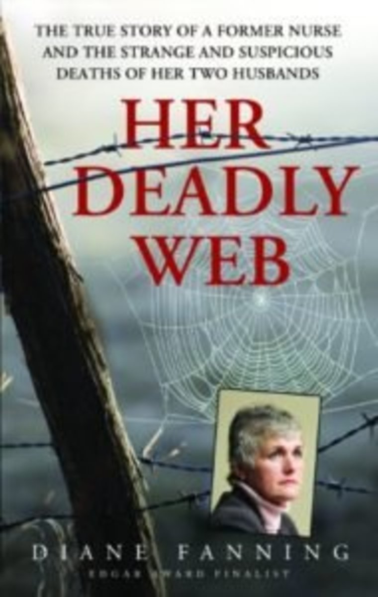 Her Deadly Web by Diane Fanning
