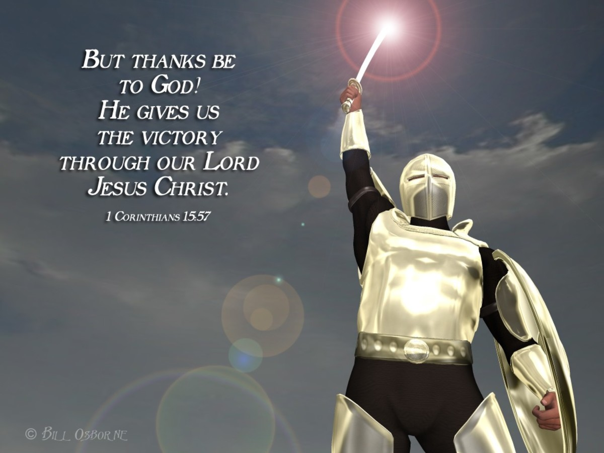 God Be For Me, Who Can Be Against Me!!