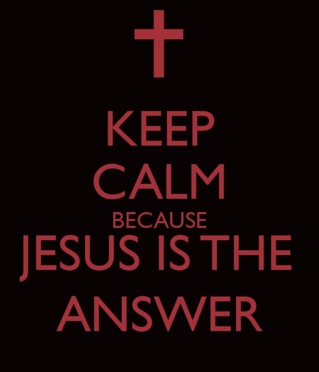 He Still Has Your Answer!