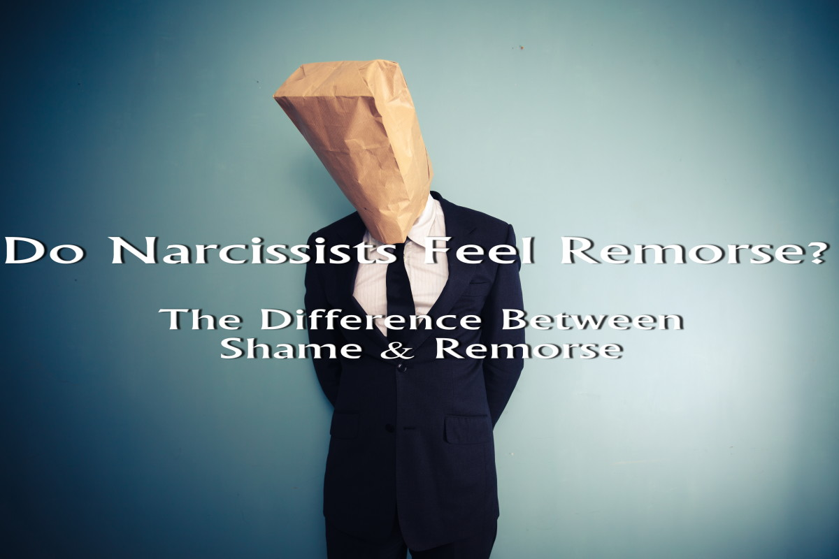 Do Narcissists Feel Remorse?