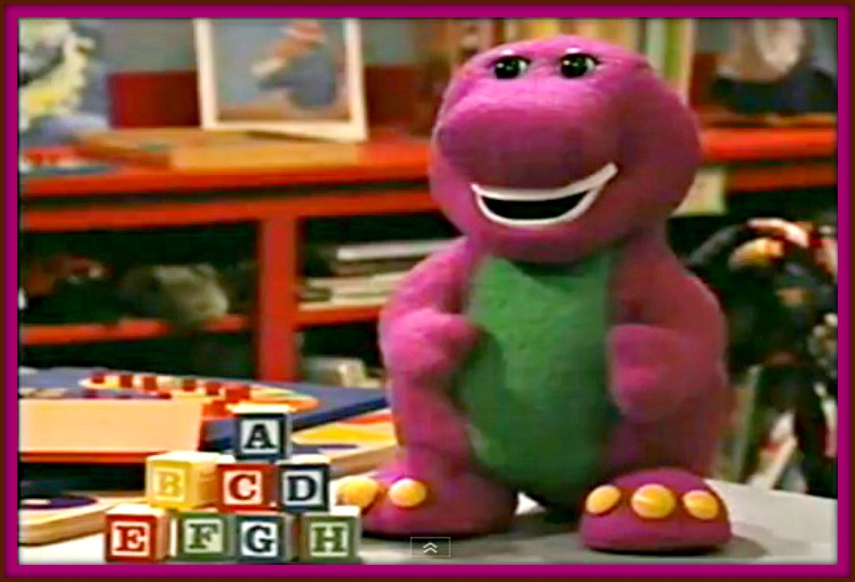 Barney the dinosaur was created to celebrate children and childhood. It was the dream of Barney's creators for children to have Barney become their lifetime friend.