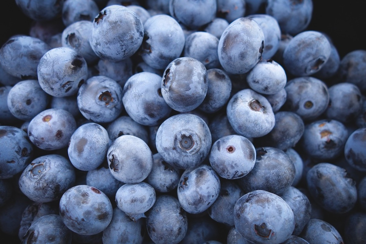 Blueberries also have the age-defying antioxidant, anthocyanin.